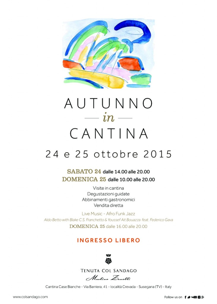 Autunno in cantina